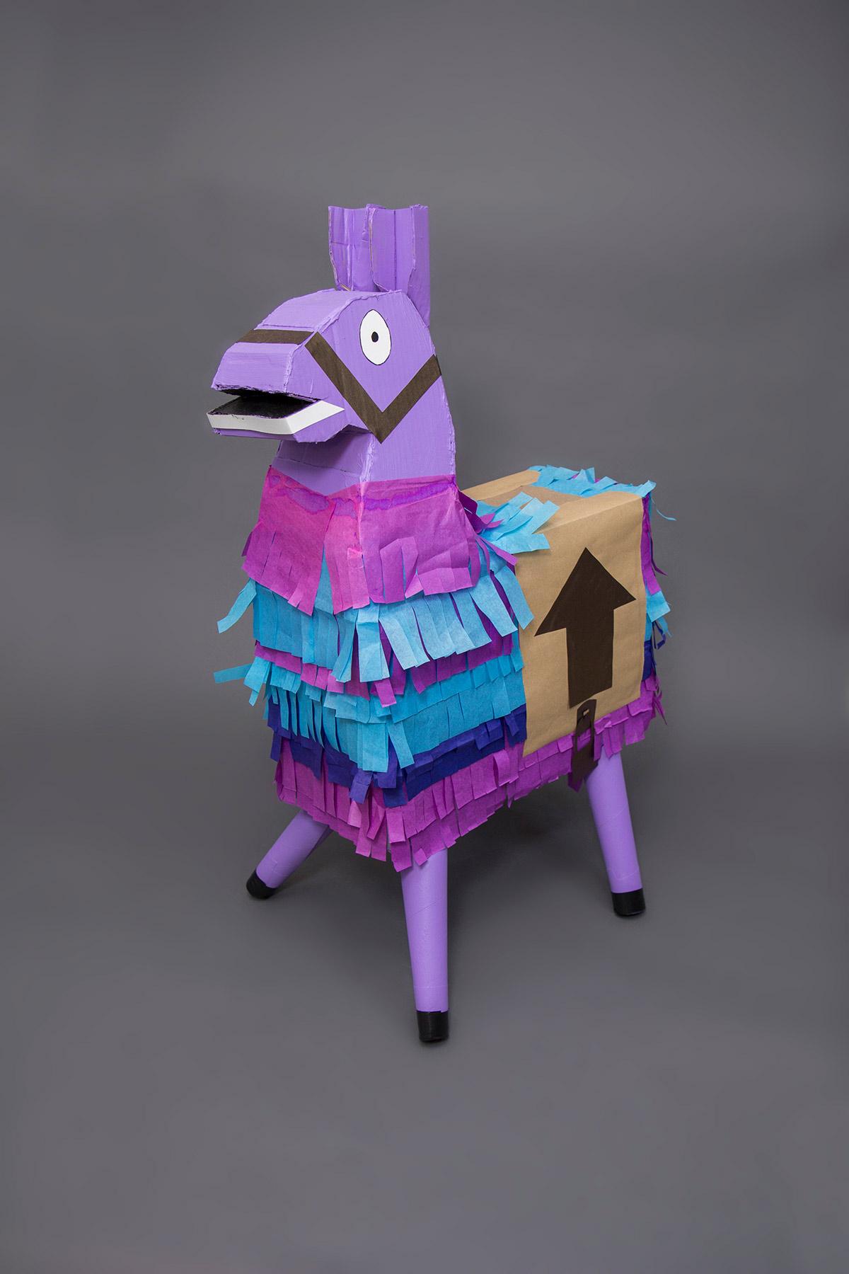 how to make a fortnite llama piñata How to Make a Fortnite Llama Pinata - DIWHY.LIFE